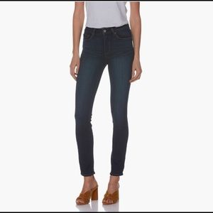 PAIGE Jeans - NWT Paige Hoxton Ankle Skinny Jeans Dark Denim
